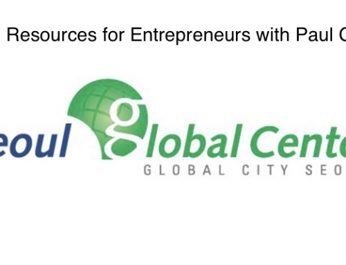 EK003: Paul Carver and The Seoul Global Center