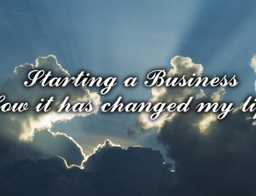 EK005: Starting a Business – How It has Changed My Life