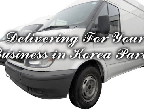 EK008: Delivering For Your Business in Korea Part 1