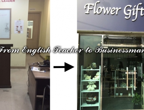 EK009: From English Teacher to Businessman in Seoul South Korea