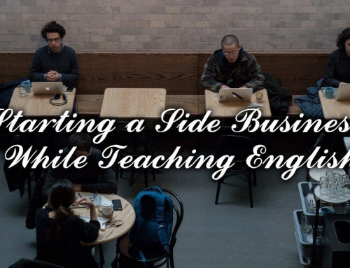 EK010: Starting a Side Business While Teaching English